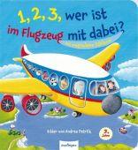 1,2,3, wer ist im Flugzeug mit dabei?, Hopgood, Sally, Esslinger Verlag J. F. Schreiber, EAN/ISBN-13: 9783480231584