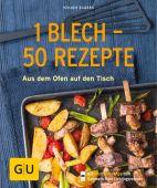 1 Blech - 50 Rezepte, Eggers, Volker, Gräfe und Unzer, EAN/ISBN-13: 9783833861628