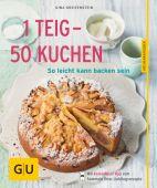 1 Teig - 50 Kuchen, Greifenstein, Gina, Gräfe und Unzer, EAN/ISBN-13: 9783833834370