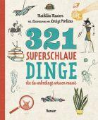 321 superschlaue Dinge, die du unbedingt wissen musst, Masters, Mathilda, EAN/ISBN-13: 9783446260603
