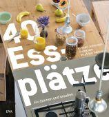 40 Essplätze für drinnen und draußen, Johanson, Kirsten, DVA Deutsche Verlags-Anstalt GmbH, EAN/ISBN-13: 9783421038043