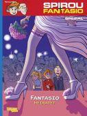 Spirou + Fantasio Spezial - Fantasio heiratet