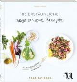 80 erstaunliche vegetarische Rezepte im Handumdrehen zubereitet, Garnier, Virginie/Miskin, Caspar, EAN/ISBN-13: 9783865288196