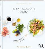 80 extravagante Salate im Handumdrehen zubereitet, Quinn, Sue/Harris, Victoria Wall, EAN/ISBN-13: 9783865288370