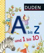 A bis Z und 1 bis 10, Schulze, Hanneliese, Fischer Duden, EAN/ISBN-13: 9783737330909