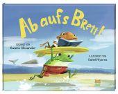 Ab aufs Brett!, Alexander, Kwame, Nord-Süd-Verlag, EAN/ISBN-13: 9783314103292