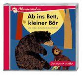 Ab ins Bett, kleiner Bär, Oetinger audio, EAN/ISBN-13: 9783837308815