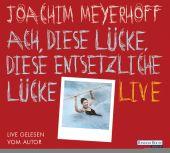 Ach, diese Lücke, diese entsetzliche Lücke, Meyerhoff, Joachim, Random House Audio, EAN/ISBN-13: 9783837135589