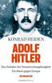 Adolf Hitler, Heiden, Konrad, Europa Verlag GmbH, EAN/ISBN-13: 9783958901179