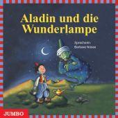 Aladin und die Wunderlampe, Jumbo Neue Medien & Verlag GmbH, EAN/ISBN-13: 9783895928789