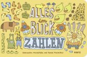 Alles im Blick: Zahlen, Mizielinska, Aleksandra/Mizielinski, Daniel, Moritz Verlag, EAN/ISBN-13: 9783895652967