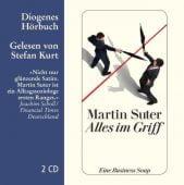 Alles im Griff, Suter, Martin, Diogenes Verlag AG, EAN/ISBN-13: 9783257803549