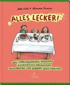 Alles lecker!, Maxeiner, Alexandra, Klett Kinderbuch Verlag GmbH, EAN/ISBN-13: 9783954700578