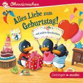 Alles Liebe zum Geburtstag! und andere Geschichten, Oetinger audio, EAN/ISBN-13: 9783837310320
