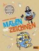 Alles natürlich selbst gebastelt - Malen und Zeichnen, Oyrabø, Annika, Beltz, Julius Verlag, EAN/ISBN-13: 9783407754080