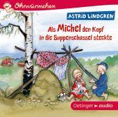 Als Michel den Kopf in die Suppenschüssel steckte, Lindgren, Astrid, Oetinger Media GmbH, EAN/ISBN-13: 9783837311082