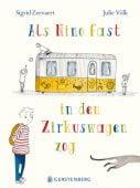 Als Nino fast in den Zirkuswagen zog, Zeevaert, Sigrid, Gerstenberg Verlag GmbH & Co.KG, EAN/ISBN-13: 9783836956079