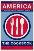 America: The Cookbook, Langholtz, Gabrielle, Phaidon, EAN/ISBN-13: 9780714873961