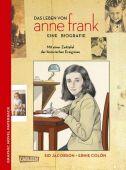 Anne Frank, Colon, Ernie/Jacobson, Sid, Carlsen Verlag GmbH, EAN/ISBN-13: 9783551713872