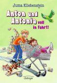 Anton und Antonia voll in Fahrt!, Kliebenstein, Juma, Verlag Friedrich Oetinger GmbH, EAN/ISBN-13: 9783789140648