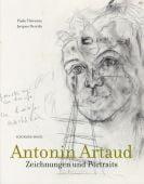 Antonin Artaud - Zeichnungen und Portraits, Artaud, Antonin/Derrida, Jacques/Thévenin, Paule, EAN/ISBN-13: 9783829607759