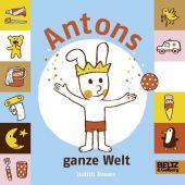 Antons ganze Welt, Drews, Judith, Beltz, Julius Verlag, EAN/ISBN-13: 9783407823151