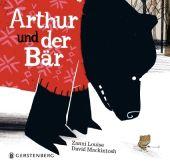 Arthur und der Bär, Louise, Zanni, Gerstenberg Verlag GmbH & Co.KG, EAN/ISBN-13: 9783836956123