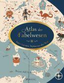 Atlas der Fabelwesen, Lawrence, Sandra/Hill, Stuart, Prestel Verlag, EAN/ISBN-13: 9783791373508
