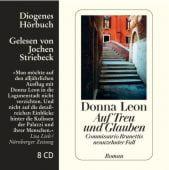 Auf Treu und Glauben, Leon, Donna, Diogenes Verlag AG, EAN/ISBN-13: 9783257803037