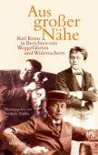 Aus großer Nähe, Wallstein Verlag, EAN/ISBN-13: 9783835303041