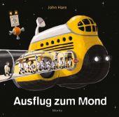 Ausflug zum Mond, Hare, John, Moritz Verlag, EAN/ISBN-13: 9783895653810