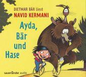 Ayda, Bär und Hase, Kermani, Navid, Sauerländer audio, EAN/ISBN-13: 9783839848760