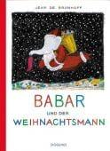 Babar und der Weihnachtsmann, Brunhoff, Jean de, Diogenes Verlag AG, EAN/ISBN-13: 9783257007299