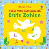 Babys erstes Ausklappbuch: Erste Zahlen, Watt, Fiona, Usborne Verlag, EAN/ISBN-13: 9781782325666