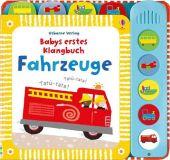Babys erstes Klangbuch: Fahrzeuge, Usborne Verlag, EAN/ISBN-13: 9781782321132