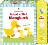 Babys erstes Klangbuch, Taplin, Sam, Usborne Verlag, EAN/ISBN-13: 9781782320463