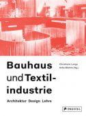 Bauhaus und Textilindustrie, Prestel Verlag, EAN/ISBN-13: 9783791358604