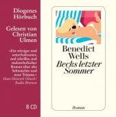 Becks letzter Sommer, Wells, Benedict, Diogenes Verlag AG, EAN/ISBN-13: 9783257803662