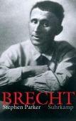 Bertolt Brecht: A literary life (OT), Parker, Stephen, Suhrkamp, EAN/ISBN-13: 9783518428122