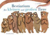 Bestiarium der kleinen und großen Tiere, Fischer Sauerländer, EAN/ISBN-13: 9783737355018