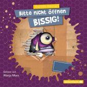Bissig!, Habersack, Charlotte, Silberfisch, EAN/ISBN-13: 9783745600636