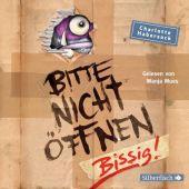 Bitte nicht öffnen - Bissig!, Habersack, Charlotte, Silberfisch, EAN/ISBN-13: 9783867422970