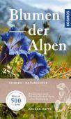 Blumen der Alpen, Hoppe, Ansgar, Franckh-Kosmos Verlags GmbH & Co. KG, EAN/ISBN-13: 9783440161678