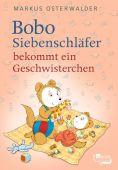 Bobo Siebenschläfer bekommt ein Geschwisterchen, Osterwalder, Markus, Rowohlt Verlag, EAN/ISBN-13: 9783499217791