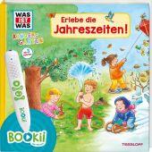 Bookii WAS IST WAS Kindergarten Erlebe die Jahreszeiten!, Döring, Hans-Günther/Schreuder, Benjamin, EAN/ISBN-13: 9783788676421