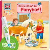 BOOKii WAS IST WAS Kindergarten Komm mit auf den Ponyhof!, Noa, Sandra/Steinstraat, Johann, EAN/ISBN-13: 9783788676445