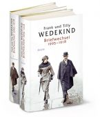 Briefwechsel 1905-1918, Wedekind, Frank/Wedekind, Tilly, Wallstein Verlag, EAN/ISBN-13: 9783835331716