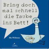 Bring doch mal schnell die Taube ins Bett!, Willems, Mo, Klett Kinderbuch Verlag GmbH, EAN/ISBN-13: 9783954701506