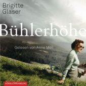 Bühlerhöhe, Glaser, Brigitte, Hörbuch Hamburg, EAN/ISBN-13: 9783869092249