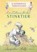 Calpurnias Tierstation - Ein Zuhause für das Stinktier, Kelly, Jacqueline, EAN/ISBN-13: 9783446258891